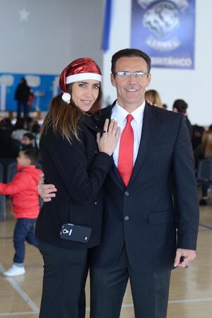 03012016 EN PAREJA.  Patricia y Eduardo Gutiérrez.