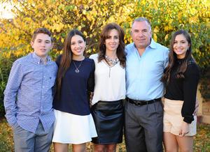 02012016 Jaime, Luisa, Eva, Jaime y Daniela.