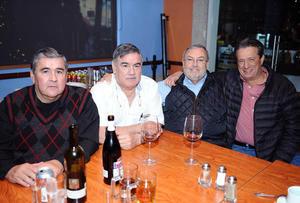 02012016 Eduardo, Alejandro, Gerardo y Jaime.