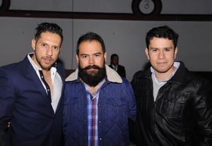 04012016 Francisco, Miguel y Carlos.