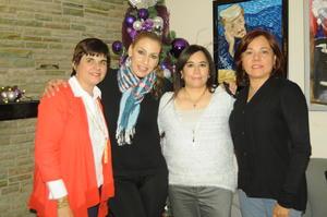 04012016 Martha, Laura, Laura y Elena.