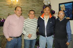 04012016 Juan, Gabriel, Miguel y René.