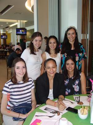 03012016 Juan Pablo, Mercedes, Jesús, Verónica, Irene, Norma, Paola, Aurora, Claudia, Fernanda y Jonathan.