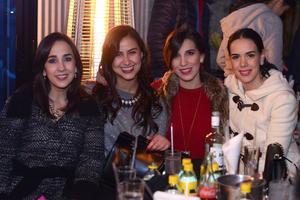 05012016 Caro, Vero, Daniela y Vanessa.