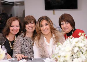 07012016 Azucena, Aracely, Lupita y Silvia.