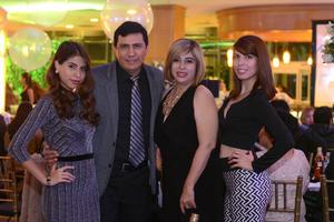 08012016 Luisa, Guillermo, Susana y Marijose.