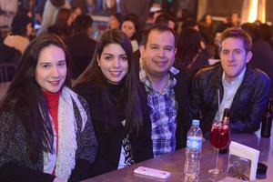 08012016 Sara, Neysla, Carlos y Cecilio.