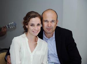 Roberta y Gilberto