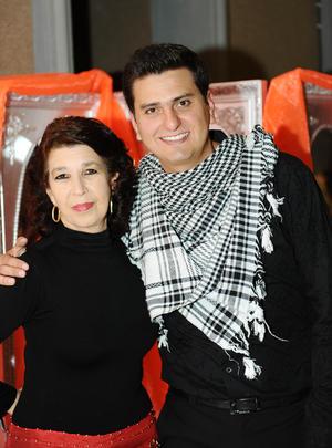 Bertha y Rodolfo