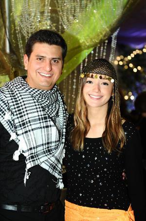 Rodolfo y Alejandra