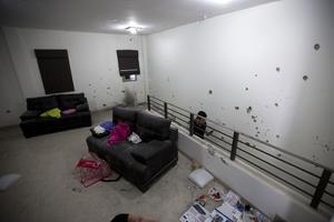 """Joaquín """"El Chapo"""" Guzmán logró huir de los elementos de la Marina en una casa en Los Mochis, Sinaloa."""