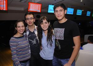 12012016 Paula, Juan Carlos, Paulina y Toño.