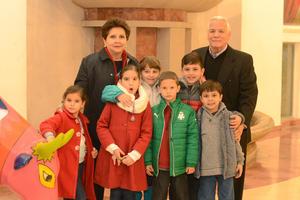 14012016 Laurencia, Fernando, Alejandra, Marijose, Paulina, Fernando, José Andrés y Jorge.