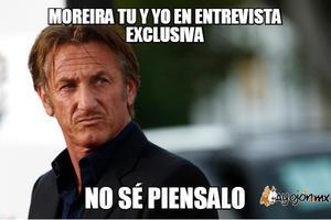 Sean Penn ya planeaba una entrevista con Humberto Moreira.