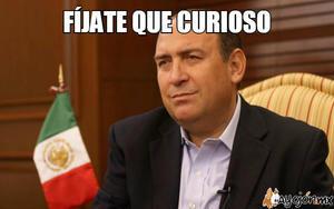 Supuestamente el gobernador de Coahuila no se inmuto por la noticia de la detención de su hermano en España.