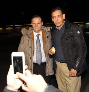 Moreira se mostró dispuesto a colaborar con las autoridades.
