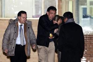 El exgobernador de Coahuila, Humberto Moreira, abandonó la cárcel de Soto del Real a las 19:50 horas, tiempo de Madrid, luego de que un juez decretara su libertad.