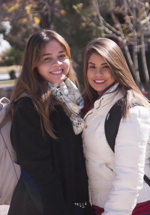 Cecilia y Viviana