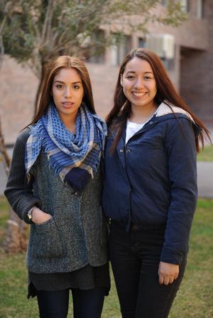 Liz y Kandi