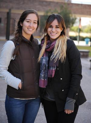 Marcela y Karen
