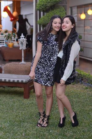 Noelie y Cristy