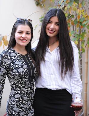 Ana Isabel y Ana Cris