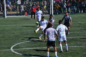 Mismo que terminó con un marcador de 6-5 goles, a favor de los primeros.