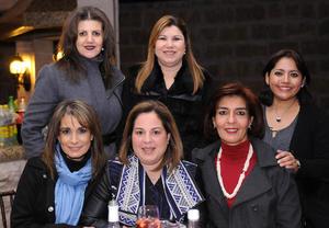 Erick Sotomayor Ruiz  CUMPLEAÑOS ASTRID CASALE DE ZERMEÑO. Suhey,Marisol,Graciela,Cristina,Luly y Cristina.