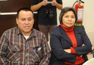 Annel Sotomayor  CONFERENCIA MUSEO DE LOS METALES EN PEÑOLES. Arturo y Dora.
