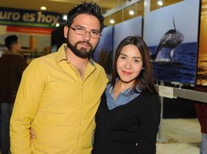 Erick Sotomayor Ruiz  APOYO EXPOSICION DE PINTURA GALERIAS. Alejandro y Mayam.