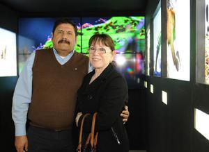 Erick Sotomayor Ruiz  APOYO EXPOSICION DE PINTURA GALERIAS. Victor e Irma.