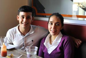 Erick Sotomayor Ruiz  TARDE DE CAFE. Fernando y Sofia.