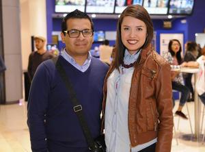 Erick Sotomayor Ruiz  TARDE DE CINE. Victor y Priscila.