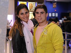 Erick Sotomayor Ruiz  TARDE DE CINE. Vivian y Ernesto.