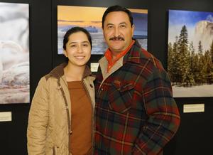 Erick Sotomayor Ruiz  APOYO EXPOSICION DE PINTURA GALERIAS. Ana y Jaime.