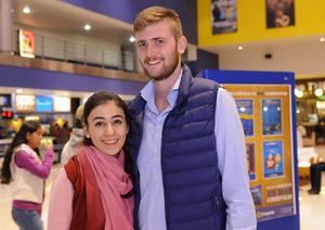 Erick Sotomayor Ruiz  TARDE DE CINE. Natalia y Vicente.