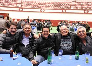 Erick Sotomayor Ruiz  CUMPLEAÑOS MARIO LOZOYA SOTOMAYOR. Hector,Paco,Alex,Alejandro y Ernesto.