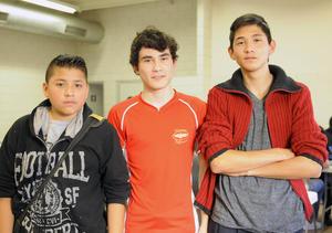 Erick Sotomayor Ruiz  FASE REGIONAL DE AJEDREZDE LA OLIMPIADA NACIONAL INFANTIL JUVENIL 2016. Axel,Fabian y Erick.