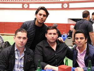 Erick Sotomayor Ruiz  CUMPLEAÑOS MARIO LOZOYA SOTOMAYOR. Armando,Beto,Andres y Nito.