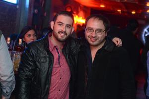 RITTER  En la foto: Ricardo y Carlos