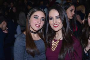 JYNX  En la foto: Daniela y Lily