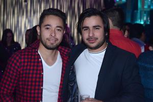 JYNX  En la foto: Julio y Fernando