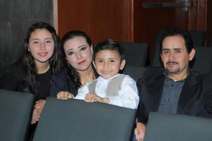 CARLOS RODRIGUEZ AGUILERA  ASISTENTES A PRESENTACIÓN DE PELÍCULA DE ALUMNOS DEL CBTIS 159, FAMILIA: CENICEROS DEL RÍO