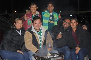 CARLOS RODRIGUEZ AGUILERA  ASISTENTES SANTOS-JAGUARES: FAMILIA GÁLVEZ LUNA