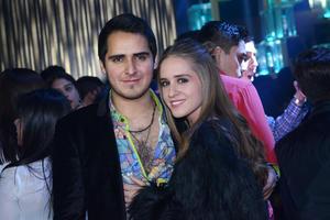 JYNX  En la foto: Michael y Kitzia