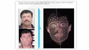 Al ser trasladados a la Ciudad de México, Guzmán Loera y Gastélum Ávila fueron sometidos a diversos exámenes para determinar su identidad plena.