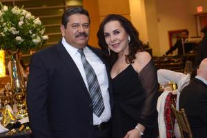 27012016 EN PAREJA.  Jesús y Patricia.