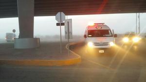 Protección Civil ha efectuado recorridos para apoyar a personas vulnerables al frío.