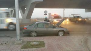Pidieron revisar el anticongelante de los vehículos para evitar así una descompostura.