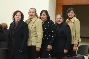 29012016 Ana, Rosario, Rosy, Tere y Pamela.